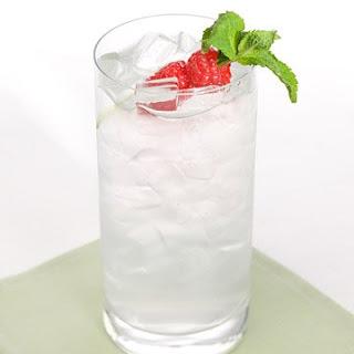 Winter Solstice Cocktail.