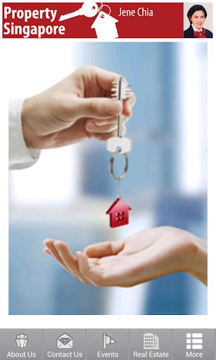 Sg real estate listings