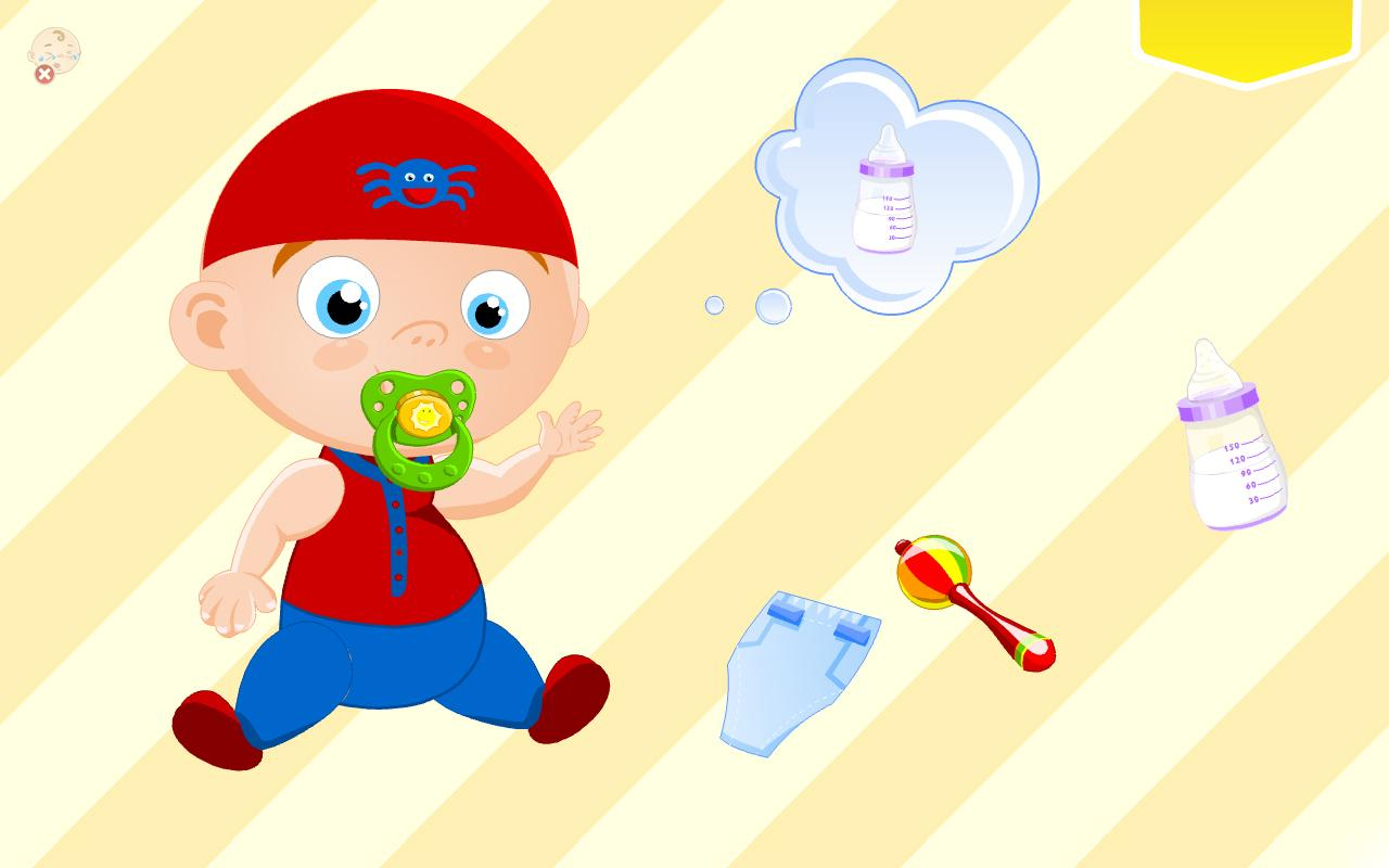 My Baby Friend Free - cute toy - screenshot