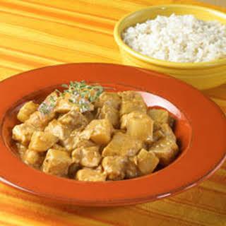 Peruvian Chicken Stew.