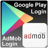 Admob & Google Play login