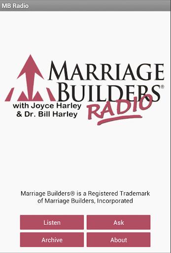 Marriage Builders® Radio