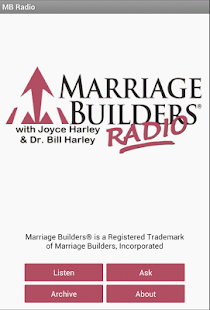 Marriage Builders® Radio- screenshot thumbnail