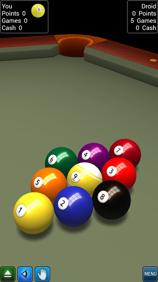 Pool Break Pro - screenshot