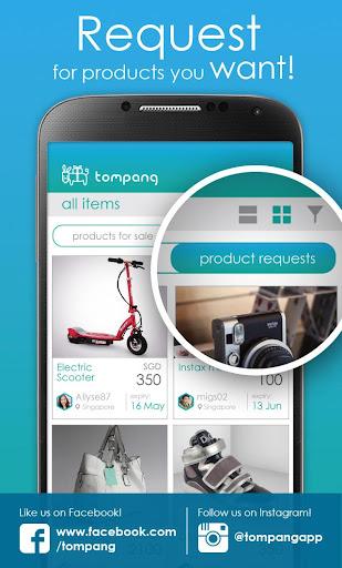 Tompang - Buy Sell Anything.