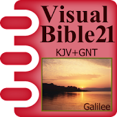Visual Bible 21 KJV + GNT