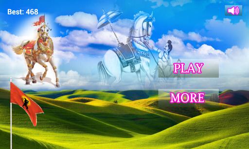 Ashvamedha Horse Run