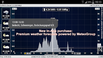 Screenshot of SolarAnalyzer Pro for Android™