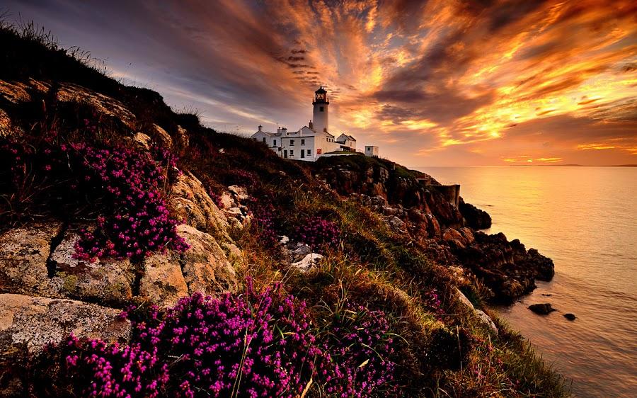 by Leslie Hanthorne - Landscapes Sunsets & Sunrises