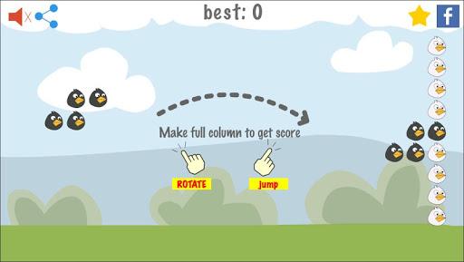 無料解谜AppのTetra Swing 記事Game