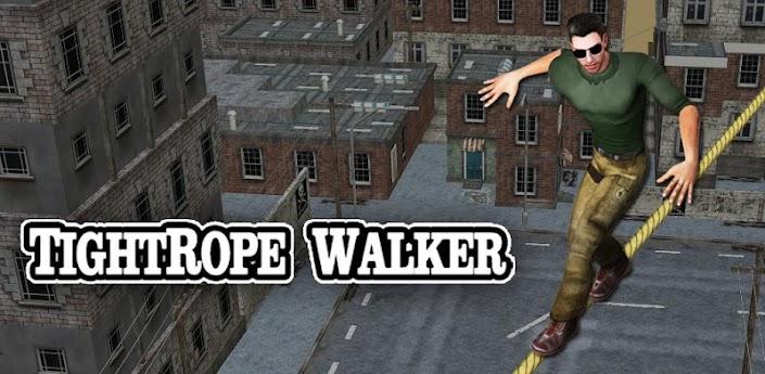 TightRope Walker 3D - ходьба по канату скачать на андроид