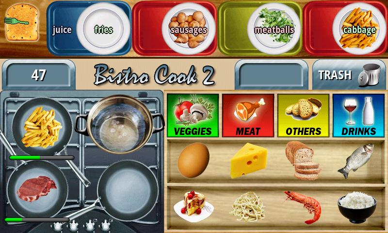 Bistro Cook 2- screenshot
