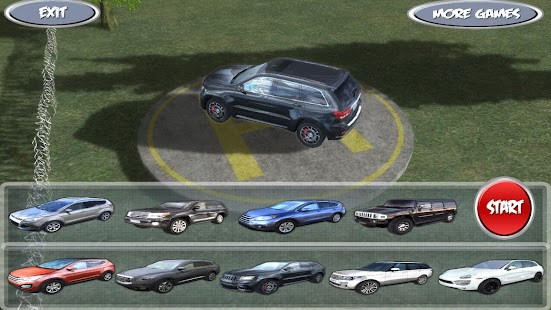 SUV Racing 3D Car Simulator - screenshot thumbnail