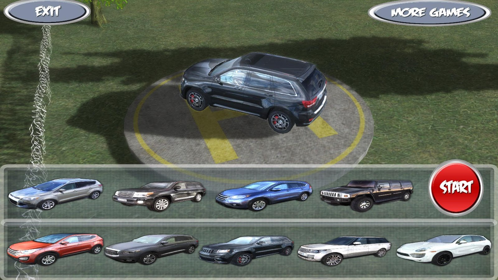 SUV Racing 3D Car Simulator - screenshot