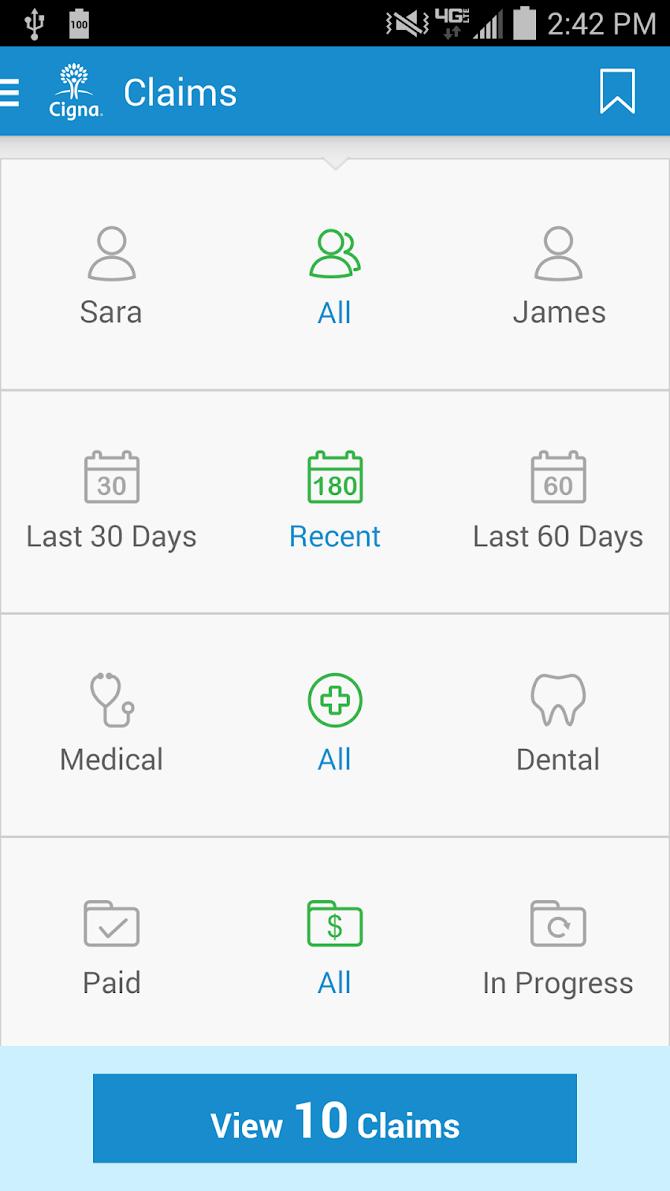 myCigna Android 5