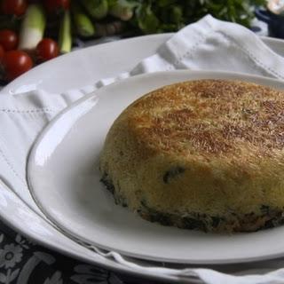 Spinach and Leek Pilau Recipe