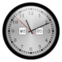 Clock Live Wallpaper Free