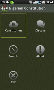 Nigerian Constitution - screenshot thumbnail