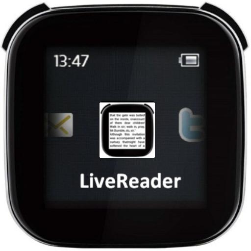 LiveReader for Liveview™