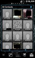 Screenshot of APW Theme DarkWidgetsICS