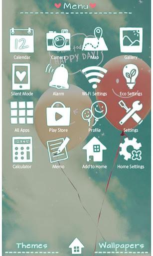 免費個人化App|★免費換裝★可愛的氣球|阿達玩APP