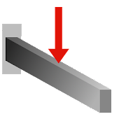Cantilever Beam Conc Load