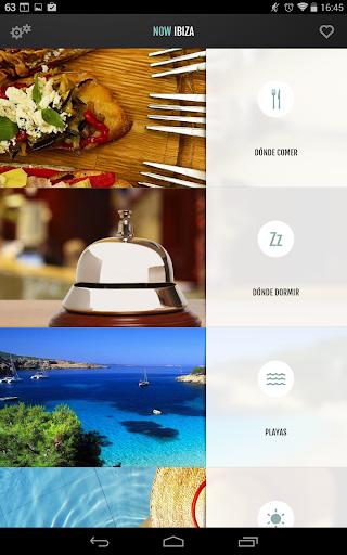 Now Ibiza - Guide of Ibiza Applications (apk) téléchargement gratuit pour Android/PC/Windows screenshot