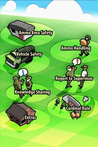 Soldier Safety- screenshot