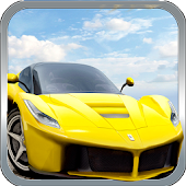 Fearless Car racing rivals 3D