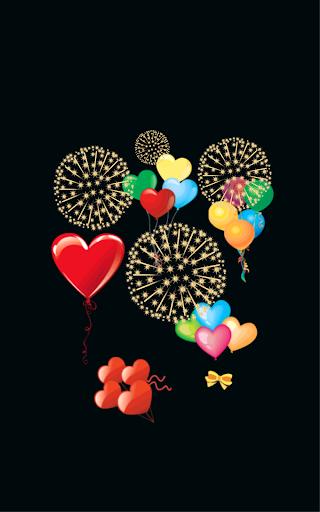 Fireworks Baby Balloon Pop