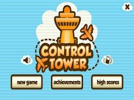 Screenshot of Control Tower - Airplane game