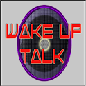 WakeUpTalk icon