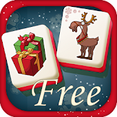 Christmas Mahjong HD