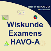 Wiskunde Examens HAVO-A