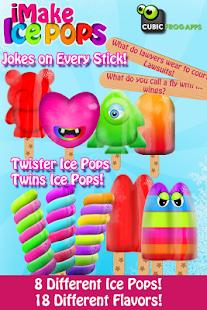 Make Ice Pops Ice Pop Machine