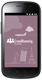 CrowdRoaming Prevents Roaming- screenshot thumbnail