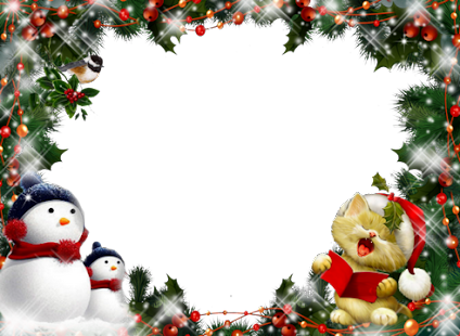 Imagens de natal em vetor gratis.