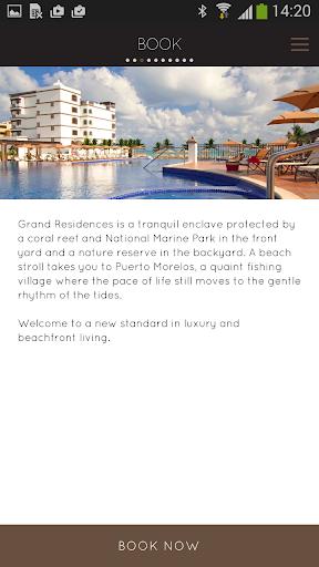 【免費旅遊App】Grand Residences-APP點子