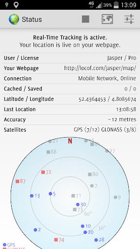 LocOf GPS Tracker