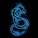 Blue Dragon 3D Live Wallpaper icon