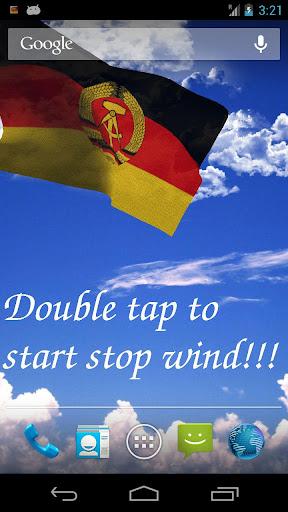 East Germany Flag Anthem LWP