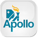 Apollo Clinic mLoyal App icon
