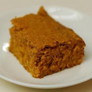 Hazel's Pumpkin Cornbread