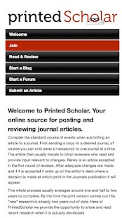 Printed Scholar - screenshot thumbnail