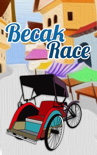 Becak Racing Game