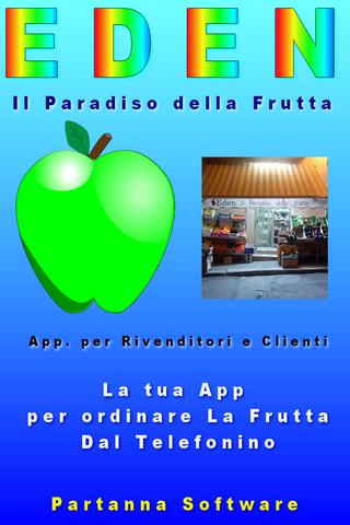 eden paradiso della frutta