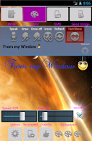 Screenshot of Text Show
