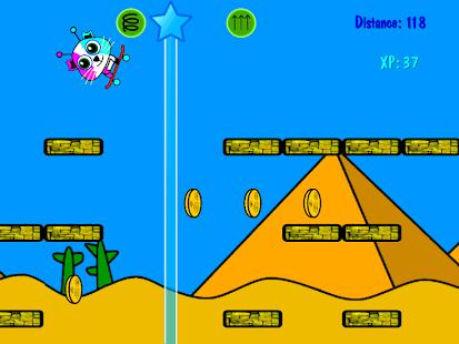 Monster Jump : Run 4 Fun