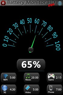 Battery Monitor HD PRO - screenshot thumbnail