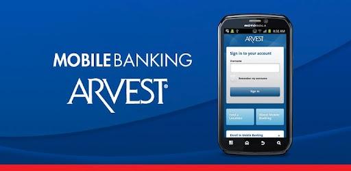 Arvest Mobile Banking 5 5 0 apk download for Android • com arvest